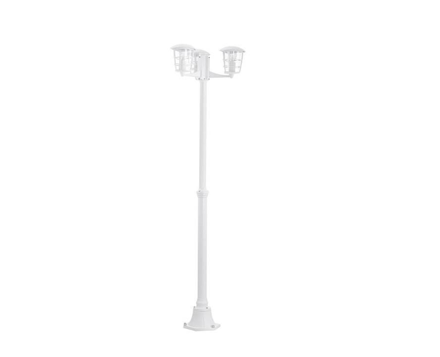 Фонарный столб AloriaУличные наземные светильники<br>&amp;lt;div&amp;gt;Вид цоколя: E27&amp;lt;/div&amp;gt;&amp;lt;div&amp;gt;Мощность: 60W&amp;lt;/div&amp;gt;&amp;lt;div&amp;gt;Количество ламп: 2&amp;lt;/div&amp;gt;&amp;lt;div&amp;gt;&amp;lt;br&amp;gt;&amp;lt;/div&amp;gt;&amp;lt;div&amp;gt;Материал: Дюралюминий&amp;lt;/div&amp;gt;<br><br>Material: Металл<br>Height см: 191<br>Diameter см: 50