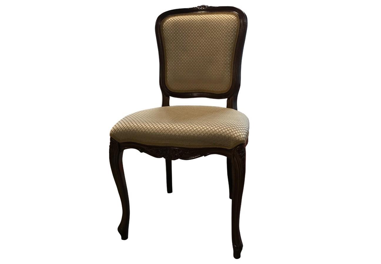 Стул ДебораОбеденные стулья<br>&amp;lt;div&amp;gt;Дебора – стул столярной, неразборной конструкции высокой комфортабельности из массива бука.&amp;amp;nbsp;&amp;lt;/div&amp;gt;&amp;lt;div&amp;gt;Спинка стула мягкая изогнутая по радиусу. Задние ножки выпильные, фрезерованные по заданному профилю.&amp;lt;/div&amp;gt;&amp;lt;div&amp;gt;Стул отличает наличие декоративных элементов ручной работы на передних ножках, царговом поясе, верхушке спинки, что придает стулу элегантность и изысканность.&amp;lt;/div&amp;gt;<br><br>Material: Текстиль<br>Width см: 50<br>Depth см: 46<br>Height см: 95