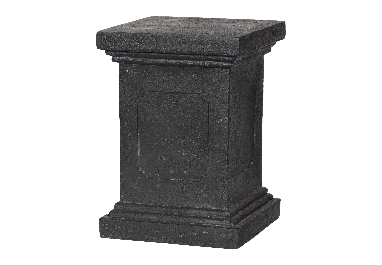 База ОРЛЕАНКашпо и вазы для сада<br>CAPI CLASSIC – коллекция в классическом французском стиле.  <br>Коллекцию дополняют пьедесталы, с которыми вазы прекрасно согласуются и величественно выглядят рядом с входной дверью или на классической террасе. С их помощью легко расставить акценты на тропинках, входе в дом или на террасе.<br>Пьедесталы CAPI EUROPE не боятся перепадов температуры и влажности воздуха, могут быть использованы в доме и на улице круглый год.<br><br>Material: Полистоун<br>Length см: None<br>Width см: 40<br>Depth см: 40<br>Height см: 51<br>Diameter см: None