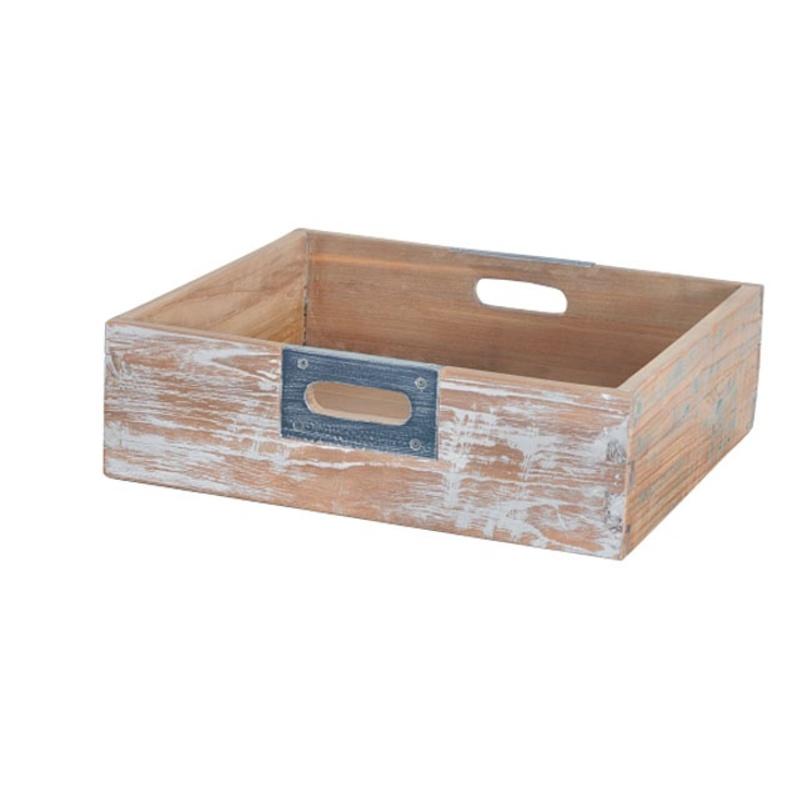 Ящик  LOOK 45Коробки<br><br><br>Material: Тик<br>Length см: 45<br>Width см: 35<br>Height см: 12
