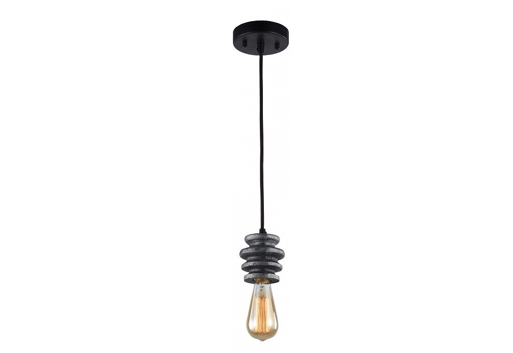 Подвесной светильник SpoolПодвесные светильники<br>&amp;lt;div&amp;gt;Вид цоколя: E27&amp;lt;/div&amp;gt;&amp;lt;div&amp;gt;Мощность: 60W&amp;lt;/div&amp;gt;&amp;lt;div&amp;gt;Количество ламп: 1&amp;lt;/div&amp;gt;&amp;lt;div&amp;gt;&amp;lt;br&amp;gt;&amp;lt;/div&amp;gt;&amp;lt;div&amp;gt;Материал: Гипс, металл&amp;lt;/div&amp;gt;<br><br>Material: Металл<br>Высота см: 135
