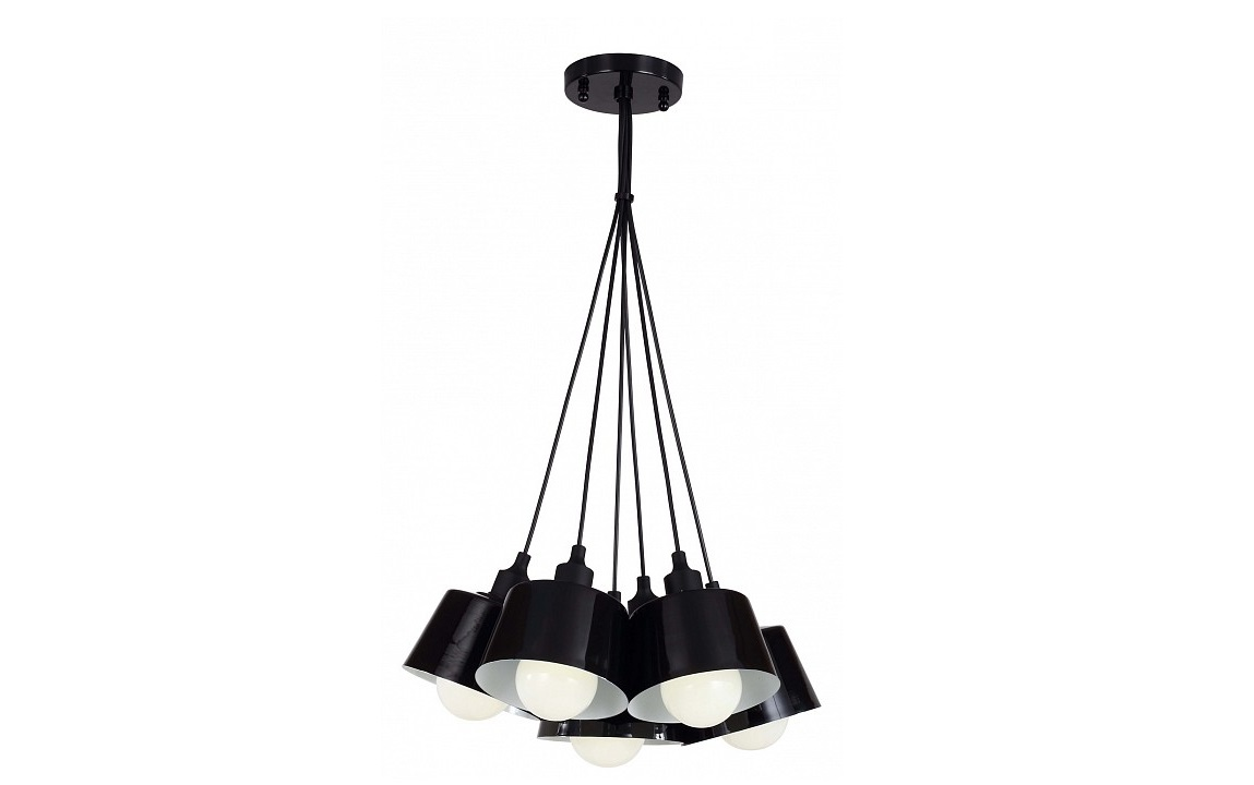 Подвесной светильник North TulipПодвесные светильники<br>Вид цоколя: E27Мощность: 40WКоличество ламп: 6<br><br>kit: None<br>gender: None