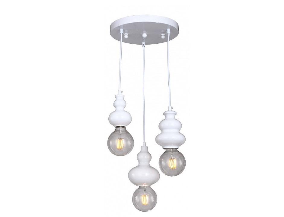 Подвесной светильник BibiliПодвесные светильники<br>&amp;lt;div&amp;gt;Вид цоколя: E27&amp;lt;/div&amp;gt;&amp;lt;div&amp;gt;Мощность: 40W&amp;lt;/div&amp;gt;&amp;lt;div&amp;gt;Количество ламп: 3&amp;lt;/div&amp;gt;<br><br>Material: Металл<br>Height см: 68<br>Diameter см: 26