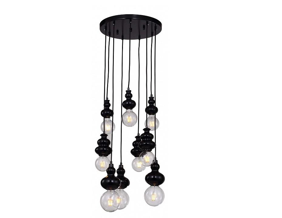 Подвесной светильник BibiliПодвесные светильники<br>&amp;lt;div&amp;gt;Вид цоколя: E27&amp;lt;/div&amp;gt;&amp;lt;div&amp;gt;Мощность: 40W&amp;lt;/div&amp;gt;&amp;lt;div&amp;gt;Количество ламп: 9&amp;lt;/div&amp;gt;<br><br>Material: Металл<br>Высота см: 118