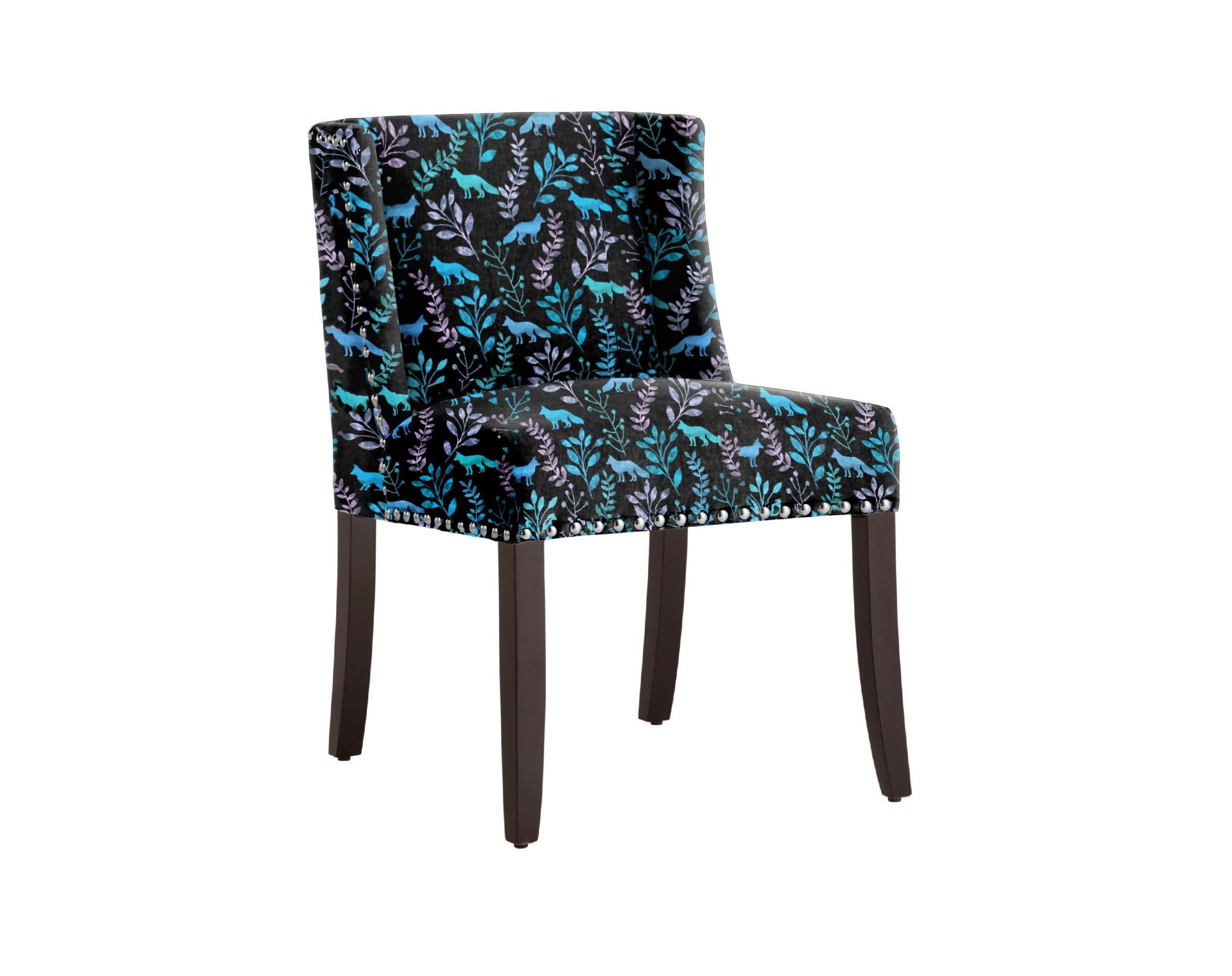 Стул Chameleo FoxПолукресла<br>Уникальный дизайн. Полукресло-стул с принтом супер талантливого художника из Бангладеш Amir Faysal. Амир популярен во всем мире и эксклюзивно сотрудничает с Российским брендом ICON DESIGNE. Эти стулья можно использовать как в гостиной, так и в столовой! Идеально впишутся в интерьер! Произведено из экологически чистых материалов. Каркас ,ножки  - дуб. Модель представлена в ткани микровелюр – мягкий, бархатистый материал, широко используемый в качестве обивки для мебели. Обладает целым рядом замечательных свойств: отлично пропускает воздух, отталкивает пыль и долго сохраняет изначальный цвет, не протираясь и не выцветая. Высокие эксплуатационные свойства в сочетании с превосходным дизайном обеспечили микровелюру большую популярность.&amp;amp;nbsp;&amp;lt;div&amp;gt;&amp;lt;br&amp;gt;&amp;lt;/div&amp;gt;&amp;lt;div&amp;gt;Варианты исполнения: <br>По желанию возможность выбрать ткань из других коллекций.&amp;amp;nbsp;&amp;lt;/div&amp;gt;&amp;lt;div&amp;gt;Гарантия: от производителя 1 год&amp;amp;nbsp;&amp;lt;/div&amp;gt;&amp;lt;div&amp;gt;Гарантия от производителя&amp;amp;nbsp;&amp;lt;/div&amp;gt;&amp;lt;div&amp;gt;Материалы: дуб, текстиль.&amp;amp;nbsp;&amp;lt;/div&amp;gt;&amp;lt;div&amp;gt;Продукция изготавливается под заказ, стандартный срок производства 3-4 недели.&amp;amp;nbsp;&amp;lt;/div&amp;gt;&amp;lt;div&amp;gt;Более точную информацию уточняйте у менеджера.&amp;lt;/div&amp;gt;<br><br>Material: Текстиль<br>Length см: None<br>Depth см: 58<br>Height см: 82