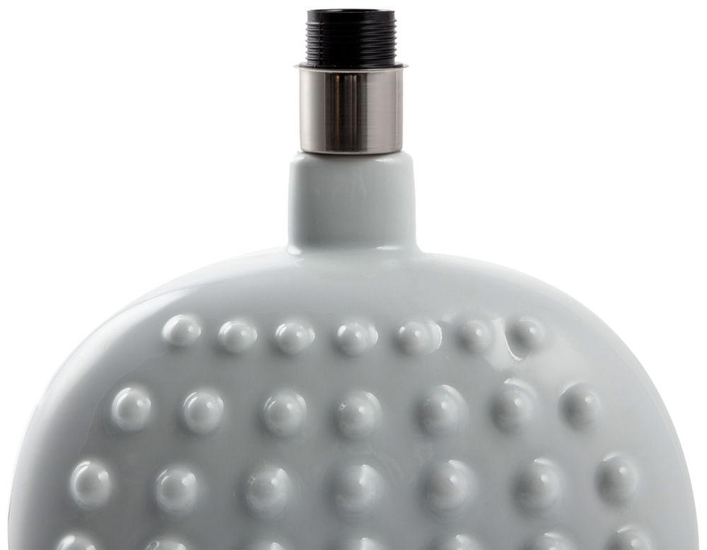 Лампа настольная Nucleus white от The Furnish