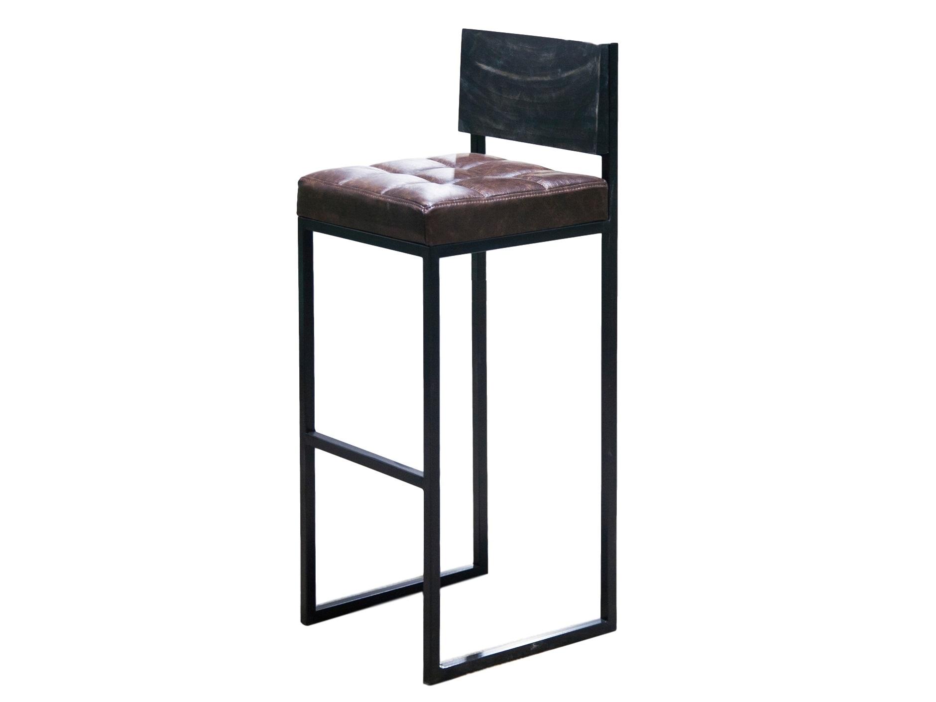 Барный стул Softmoon BarБарные стулья<br>Высокий барный стул с ассортиментом материалов и цветов в отделке. Мягкое кожаное сиденье и спинка из массива дерева лаконично вписаны в металлический каркас. Стильное решение для лофт-пространства.<br><br>Материал: березовая фанера, водный лак, стальной каркас, бычья кожа.<br>Высота: 670мм (высота столешницы 900мм); 750мм (высо?та столешницы 1000-1100м?м); 800мм (высо?та столешницы 1100-1200м?м).<br><br>Различные варианты отделки дерева и металла.<br>Срок изготовления: 4-5 недель.<br><br>Material: Металл<br>Ширина см: 36<br>Высота см: 76<br>Глубина см: 39