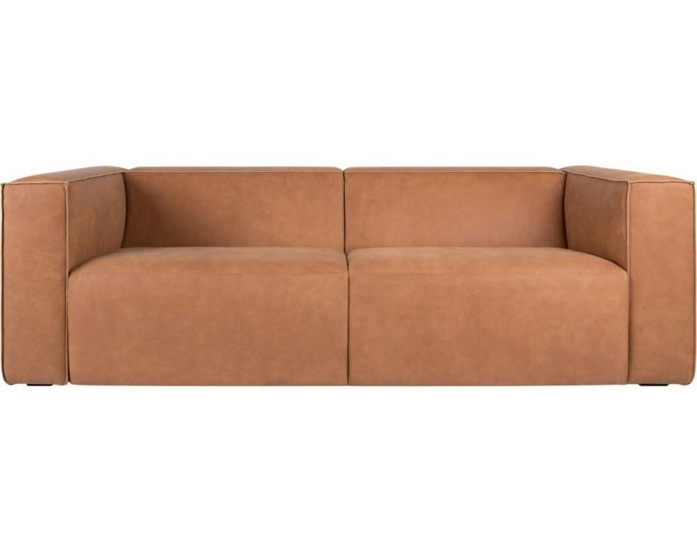 Диван Wayne sofaКожаные диваны<br><br><br>Material: Кожа<br>Ширина см: 254<br>Высота см: 78<br>Глубина см: 98