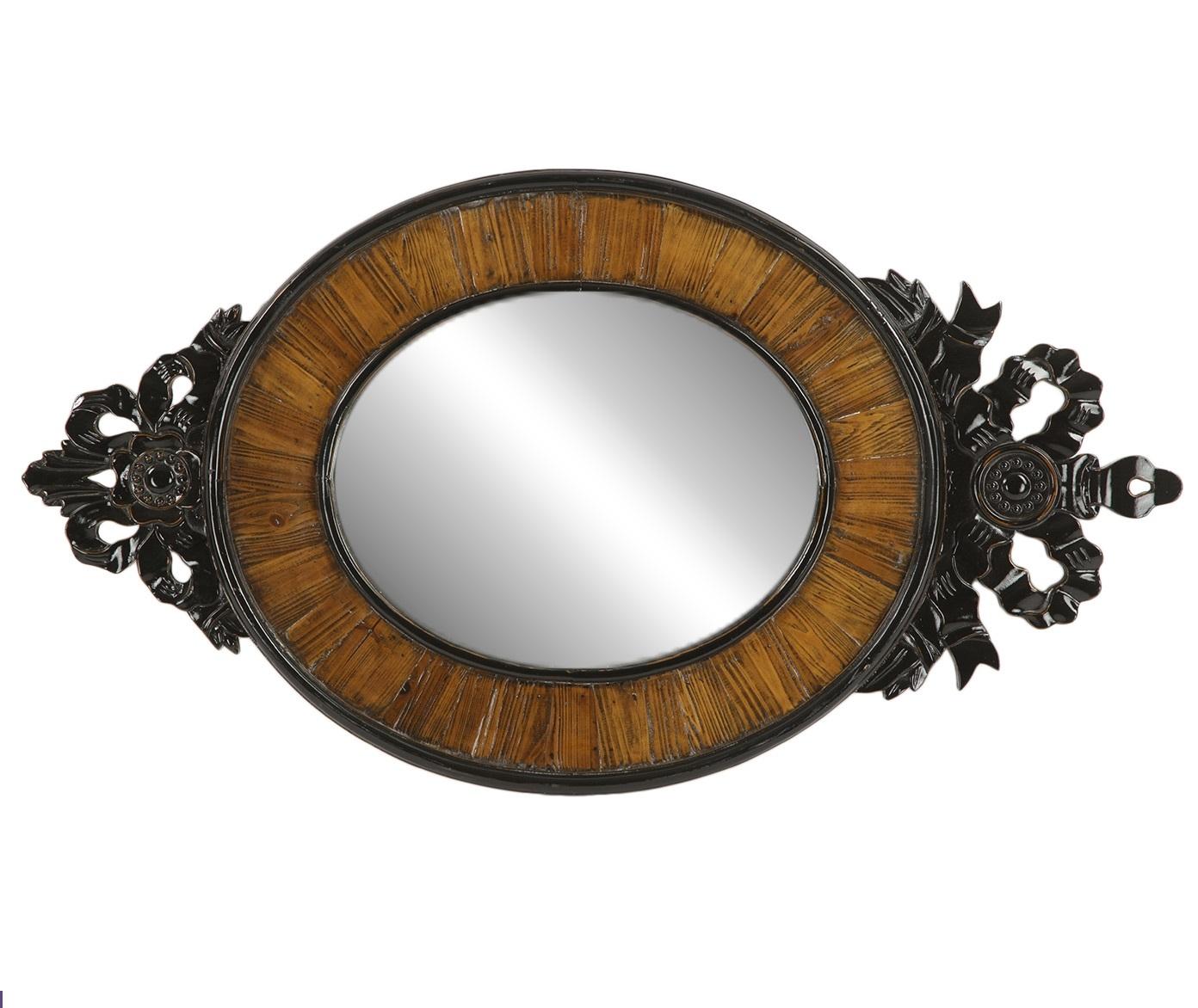 Зеркало в рамеНастенные зеркала<br><br><br>Material: Бук<br>Width см: 128<br>Depth см: 5<br>Height см: 70
