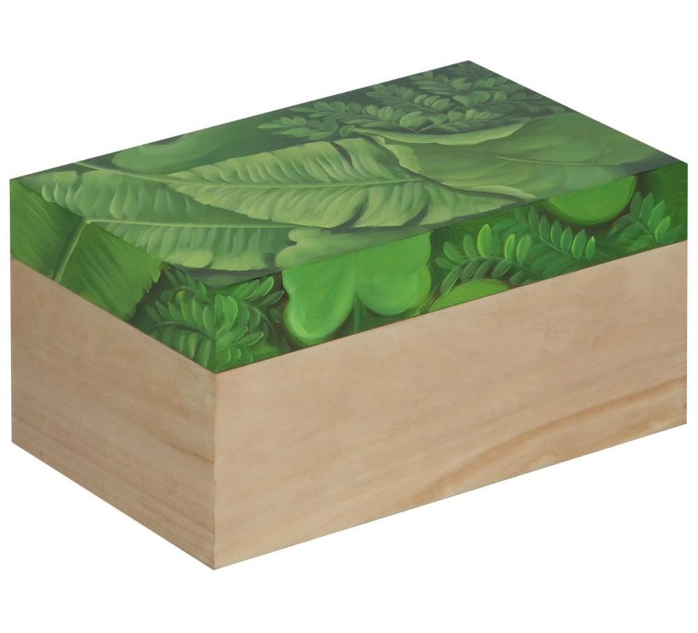 Шкатулка Leaves bigШкатулки<br><br><br>Material: Дерево<br>Width см: 36<br>Depth см: 23<br>Height см: 18