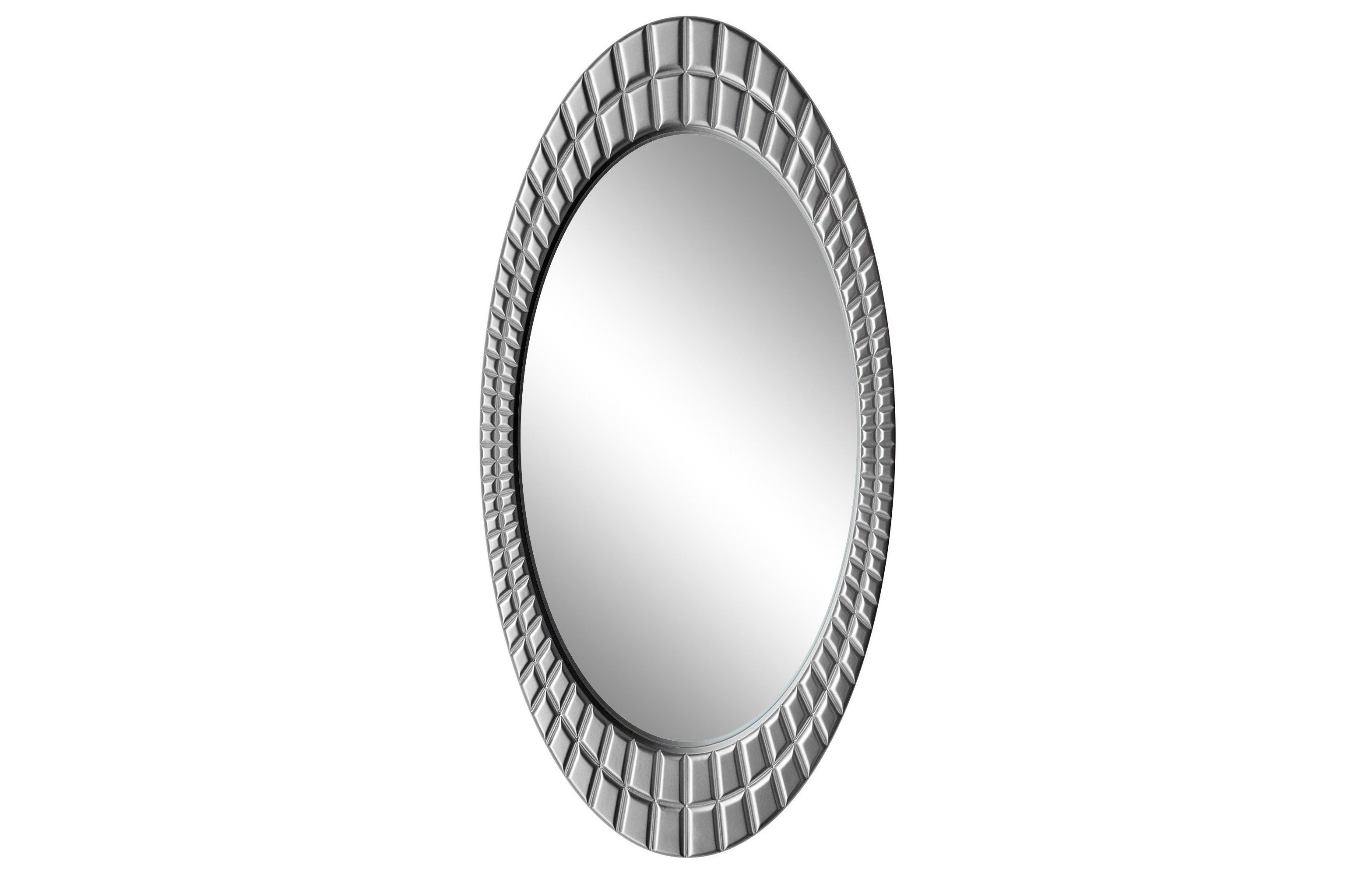 Зеркало ВЕЦЦОНастенные зеркала<br>Материал: мебельный композит.<br><br>Material: Стекло<br>Ширина см: 120<br>Высота см: 60<br>Глубина см: 4
