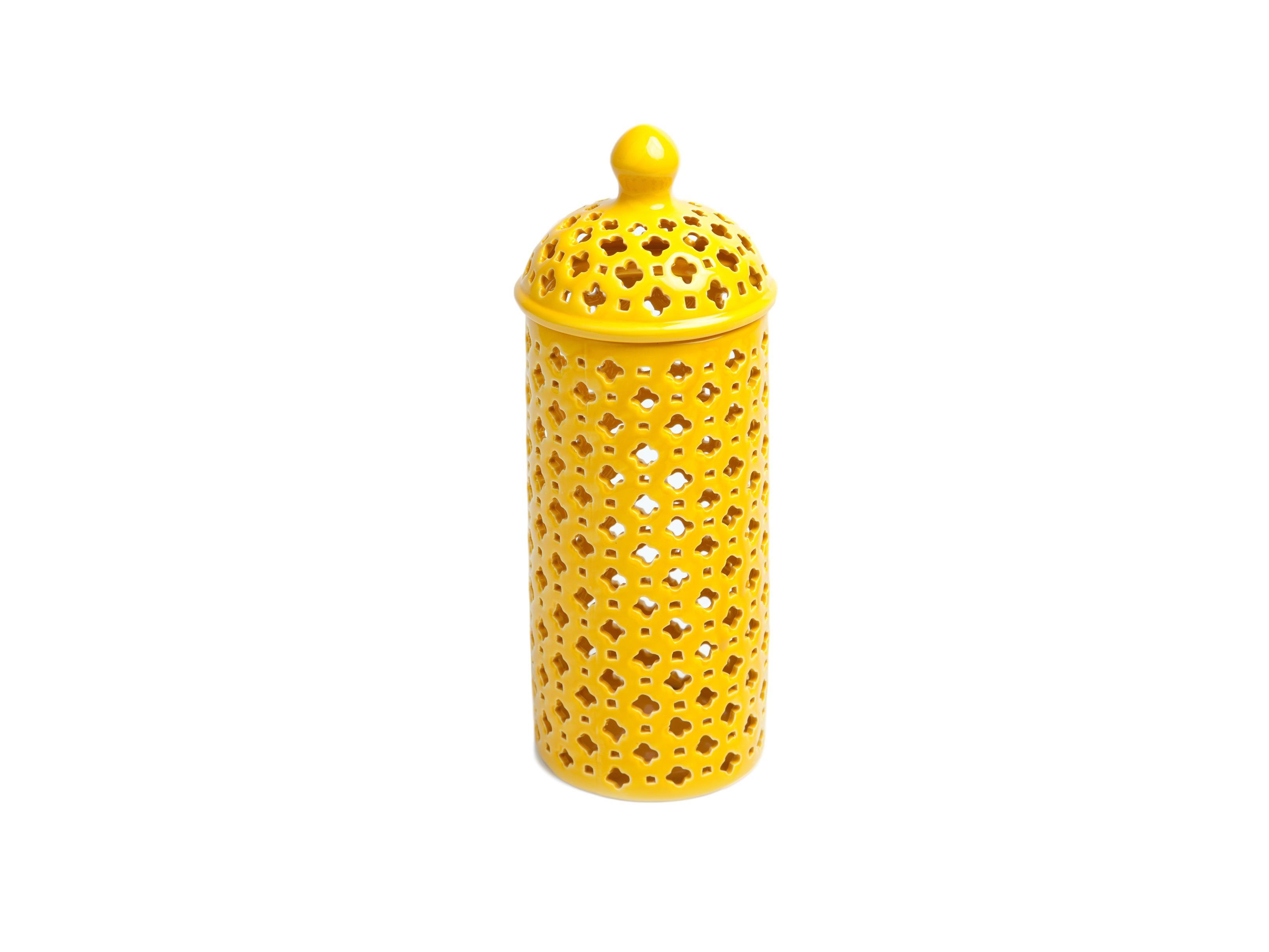 Кувшин декоративныйКувшины и графины<br>Декоративный керамический кувшин с крышкой.<br><br>Material: Керамика<br>Height см: 35<br>Diameter см: 14