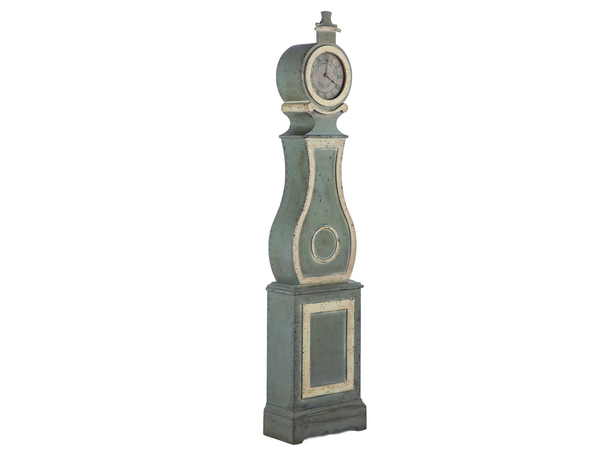 Часы напольныеНапольные часы<br>Состаренные напольные часы в стиле прованс.&amp;lt;div&amp;gt;&amp;lt;br&amp;gt;&amp;lt;/div&amp;gt;&amp;lt;div&amp;gt;Материал: MDF&amp;lt;br&amp;gt;&amp;lt;/div&amp;gt;&amp;lt;div&amp;gt;Механизм: Кварцевый&amp;lt;/div&amp;gt;<br><br>Material: Дерево<br>Width см: 48<br>Depth см: 24<br>Height см: 212