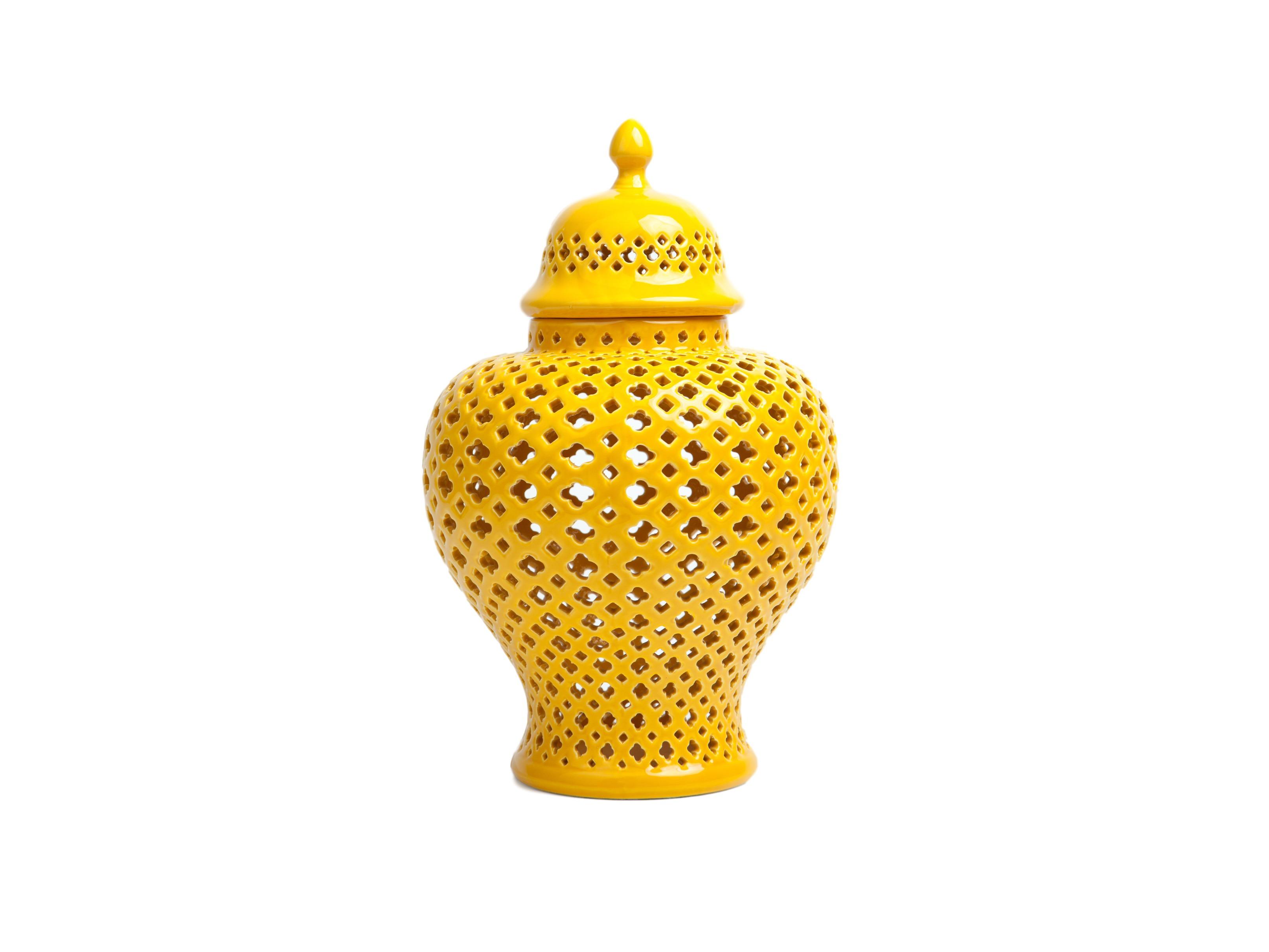 Кувшин декоративныйКувшины и графины<br>Декоративный керамический кувшин с крышкой.<br><br>Material: Керамика<br>Height см: 39<br>Diameter см: 24