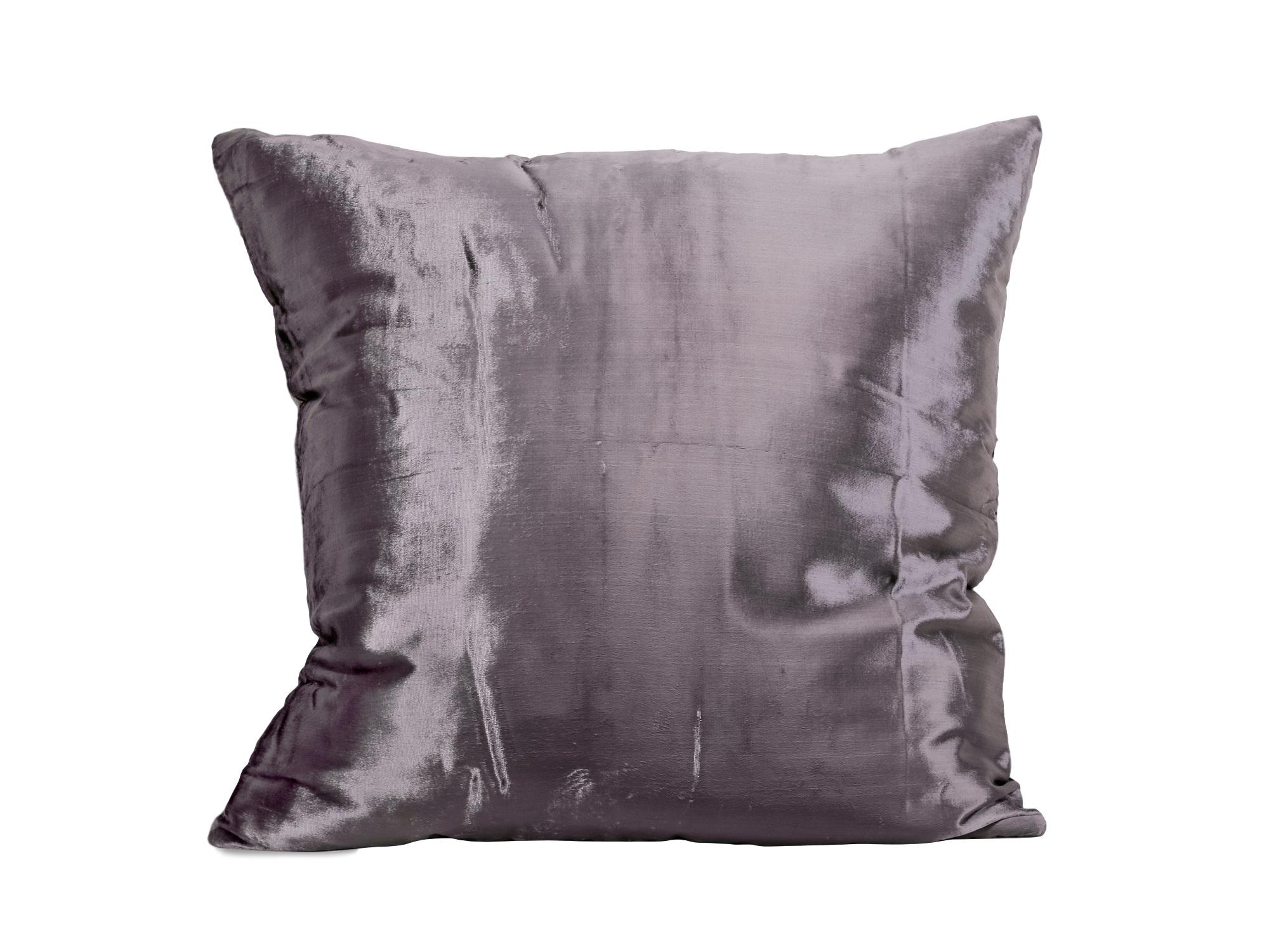 Подушка «Горький шоколад»Квадратные подушки<br>Чехлы для подушек от датского дизайнера Annette Egholm.<br><br>Material: Текстиль<br>Width см: 60<br>Depth см: 10<br>Height см: 60