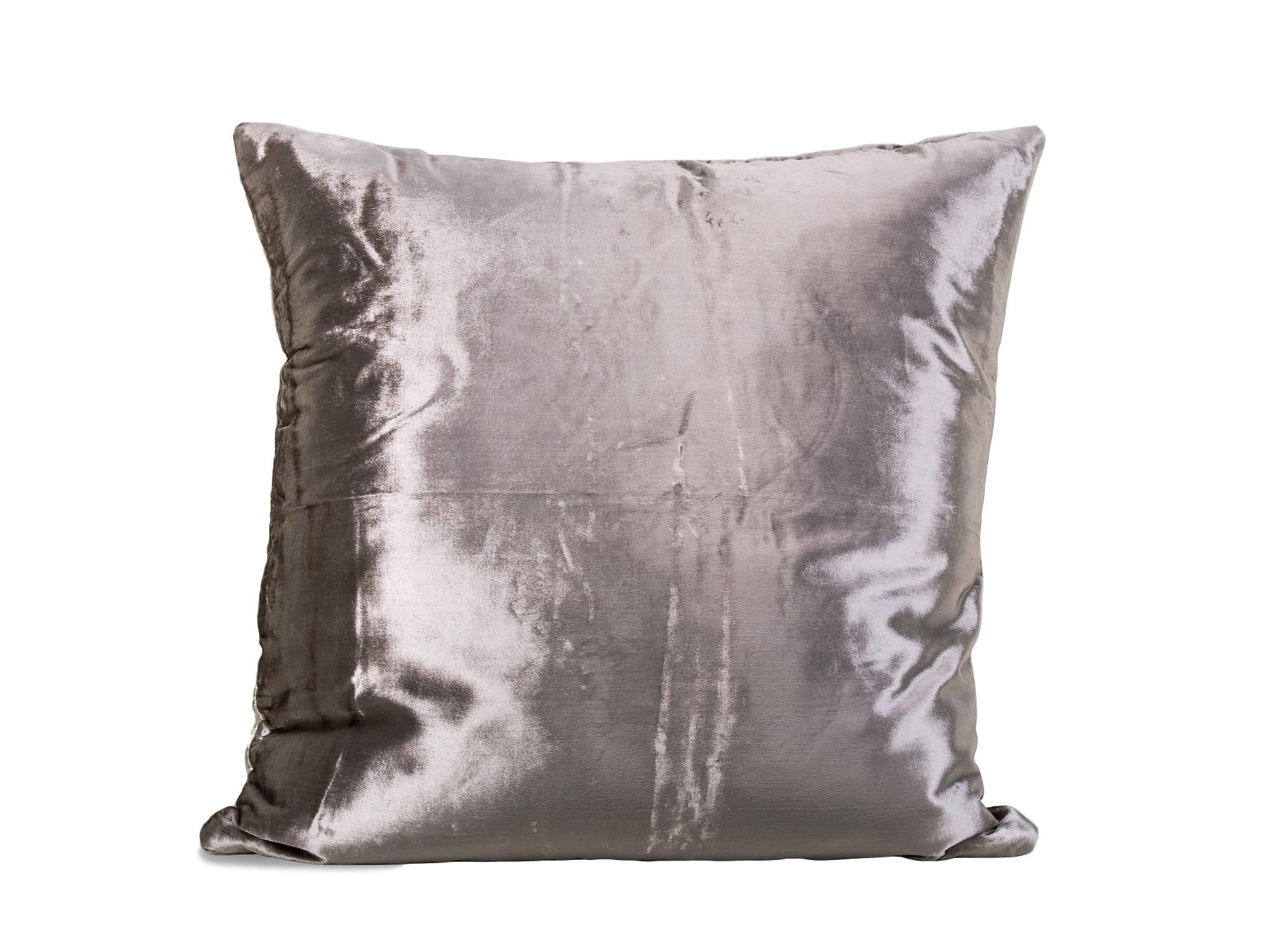 Подушка МеталликКвадратные подушки<br>Чехлы для подушек от датского дизайнера Annette Egholm.<br><br>Material: Текстиль<br>Width см: 60<br>Depth см: 10<br>Height см: 60