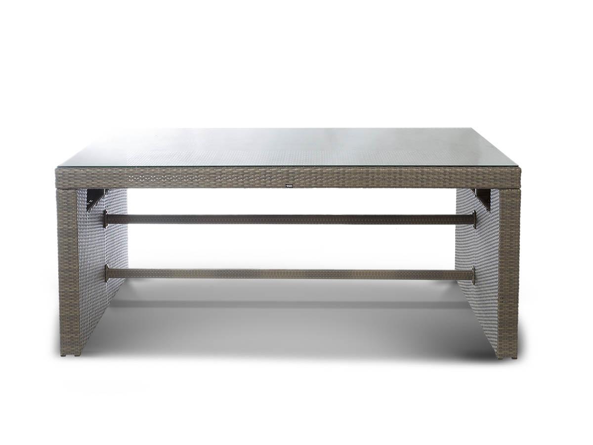 Стол комплекта мебели ЛеккоСтолы и столики для сада<br>&amp;lt;div&amp;gt;Стол со стеклянной столешницей толщиной 5 мм., алюминиевый каркас, искусственный ротанг.&amp;amp;nbsp;&amp;lt;/div&amp;gt;&amp;lt;div&amp;gt;&amp;lt;br&amp;gt;&amp;lt;/div&amp;gt;&amp;lt;div&amp;gt;Общую стоимость комплекта уточняйте у менеджера.&amp;lt;/div&amp;gt;<br><br>Material: Искусственный ротанг<br>Ширина см: 90<br>Высота см: 76