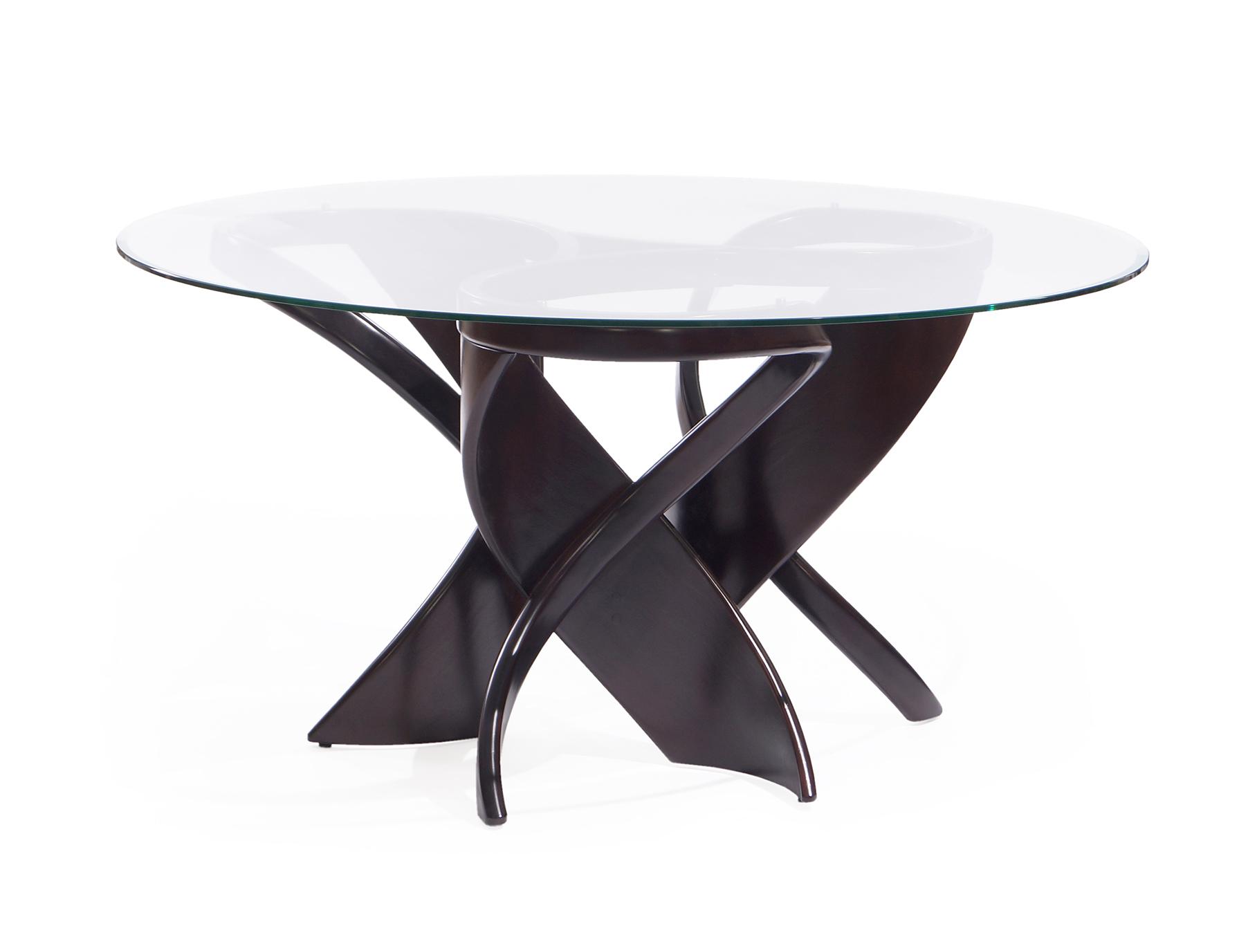 Стол Virtuos KОбеденные столы<br>&amp;lt;div&amp;gt;&amp;lt;div&amp;gt;Большой круглый стол с основанием из гнутого дерева.&amp;amp;nbsp;&amp;lt;/div&amp;gt;&amp;lt;div&amp;gt;Подходит в комплект к стульям серии virtuoz и brazo.&amp;amp;nbsp;&amp;lt;/div&amp;gt;&amp;lt;div&amp;gt;&amp;lt;br&amp;gt;&amp;lt;/div&amp;gt;&amp;lt;div&amp;gt;Материал: береза, прозрачное стекло&amp;lt;/div&amp;gt;&amp;lt;div&amp;gt;Цвет: венге&amp;lt;/div&amp;gt;&amp;lt;/div&amp;gt;<br><br>Material: Береза<br>Length см: None<br>Width см: None<br>Depth см: None<br>Height см: 76<br>Diameter см: 160