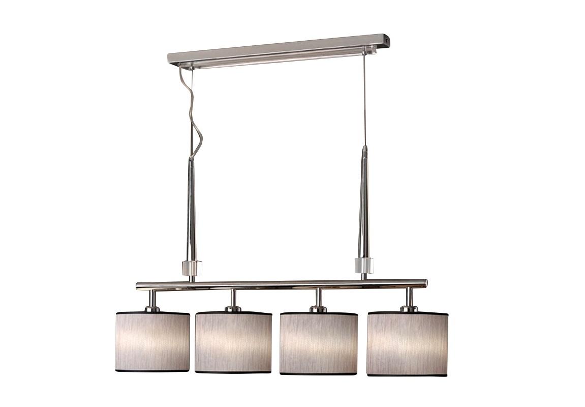 Подвесной светильникПодвесные светильники<br>&amp;lt;div&amp;gt;Вид цоколя: E27&amp;lt;/div&amp;gt;&amp;lt;div&amp;gt;Мощность: 40W&amp;lt;/div&amp;gt;&amp;lt;div&amp;gt;Количество ламп: 4&amp;lt;/div&amp;gt;&amp;lt;div&amp;gt;&amp;lt;br&amp;gt;&amp;lt;/div&amp;gt;&amp;lt;div&amp;gt;Высота регулируемая до 180 см.&amp;lt;br&amp;gt;&amp;lt;/div&amp;gt;<br><br>Material: Металл<br>Width см: 91<br>Depth см: 20<br>Height см: 58