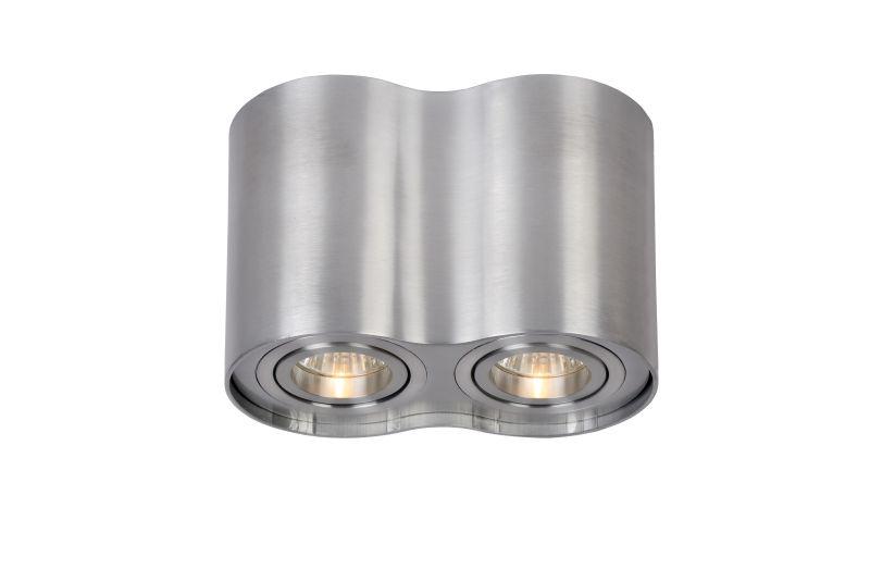Спот TUBEТочечный свет<br>&amp;lt;div&amp;gt;Вид цоколя: GU10&amp;lt;/div&amp;gt;&amp;lt;div&amp;gt;Мощность: &amp;amp;nbsp;50W&amp;amp;nbsp;&amp;lt;/div&amp;gt;&amp;lt;div&amp;gt;Количество ламп: 2 (в комплект не входят)&amp;lt;/div&amp;gt;<br><br>Material: Металл<br>Ширина см: 17<br>Высота см: 12<br>Глубина см: 9