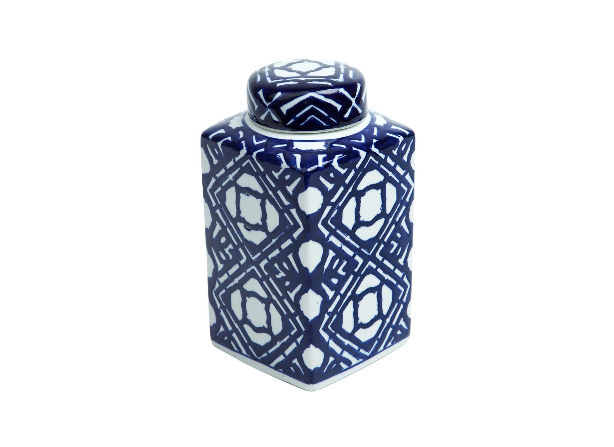КувшинЕмкости для хранения<br>Кувшин керамический с крышкой в восточном стиле.<br><br>Material: Керамика<br>Ширина см: 14<br>Высота см: 25<br>Глубина см: 14