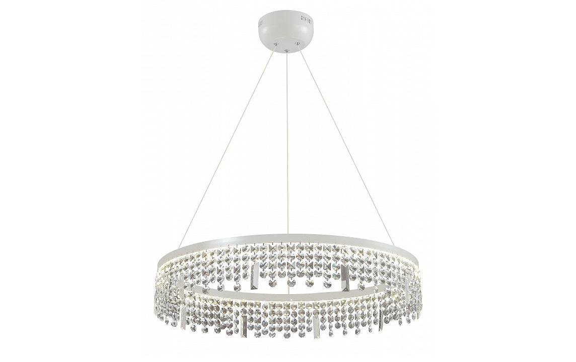 Подвесной светильник SplatterПодвесные светильники<br>&amp;lt;div&amp;gt;Вид цоколя: LED&amp;lt;/div&amp;gt;&amp;lt;div&amp;gt;Мощность: 7W&amp;lt;/div&amp;gt;&amp;lt;div&amp;gt;Количество ламп: 8&amp;lt;/div&amp;gt;<br><br>Material: Хрусталь<br>Height см: 103<br>Diameter см: 80
