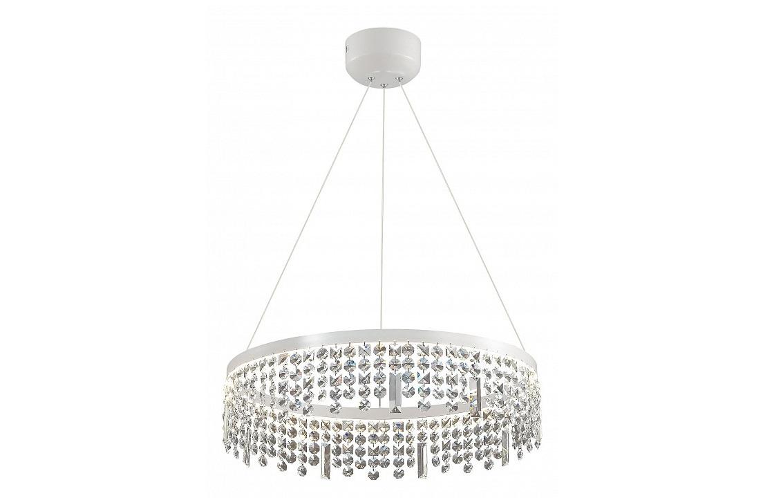 Подвесной светильник SplatterПодвесные светильники<br>&amp;lt;div&amp;gt;Вид цоколя: LED&amp;lt;/div&amp;gt;&amp;lt;div&amp;gt;Мощность: 7W&amp;lt;/div&amp;gt;&amp;lt;div&amp;gt;Количество ламп: 6&amp;lt;/div&amp;gt;<br><br>Material: Хрусталь<br>Высота см: 91