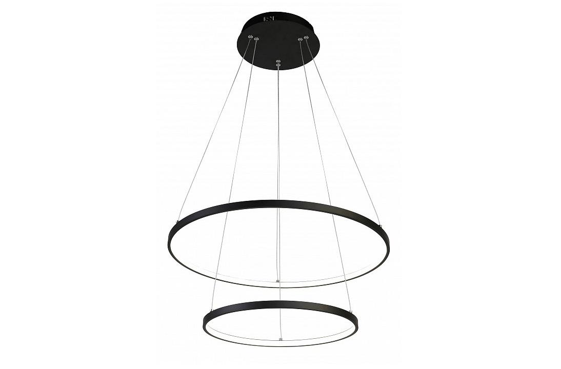 Подвесной светильник GiroПодвесные светильники<br>Вид цоколя: LEDМощность: 40WКоличество ламп: 2<br><br>kit: None<br>gender: None