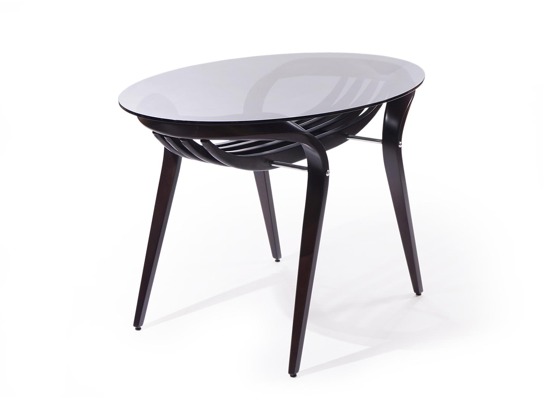 Стол обеденный AprioriОбеденные столы<br>&amp;lt;div&amp;gt;Изящный лёгкий обеденный стол с стеклянной столешницей. Хорошо сочетается с серией стульев &amp;quot;Apriori&amp;quot;. Возможны модификации с увеличенным столом. Возможные размеры столешниц 120х80см ,140х90 см.&amp;amp;nbsp;&amp;lt;/div&amp;gt;&amp;lt;div&amp;gt;&amp;lt;br&amp;gt;&amp;lt;/div&amp;gt;&amp;lt;div&amp;gt;Материал: натуральное дерево береза (9тон венге).&amp;lt;/div&amp;gt;<br><br>Material: Стекло<br>Length см: None<br>Width см: 120<br>Depth см: 80<br>Height см: 75