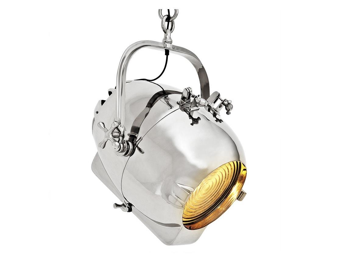 Подвесной светильник Lamp SpitfireПодвесные светильники<br>&amp;lt;div&amp;gt;&amp;lt;div&amp;gt;Вид цоколя: E27&amp;lt;/div&amp;gt;&amp;lt;div&amp;gt;Мощность лампы: 60W&amp;lt;/div&amp;gt;&amp;lt;div&amp;gt;Количество ламп: 1&amp;lt;/div&amp;gt;&amp;lt;/div&amp;gt;&amp;lt;div&amp;gt;&amp;lt;br&amp;gt;&amp;lt;/div&amp;gt;Регулируемая высота подвеса.<br><br>Material: Металл<br>Width см: 40<br>Depth см: 40<br>Height см: 66