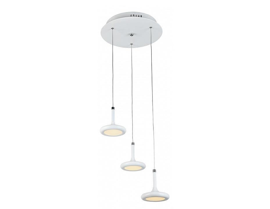 Подвесной светильник MomentПодвесные светильники<br>&amp;lt;div&amp;gt;Вид цоколя: LED&amp;lt;/div&amp;gt;&amp;lt;div&amp;gt;Мощность: 5W&amp;lt;/div&amp;gt;&amp;lt;div&amp;gt;Количество ламп: 3&amp;lt;/div&amp;gt;<br><br>Material: Металл<br>Height см: 18<br>Diameter см: 30