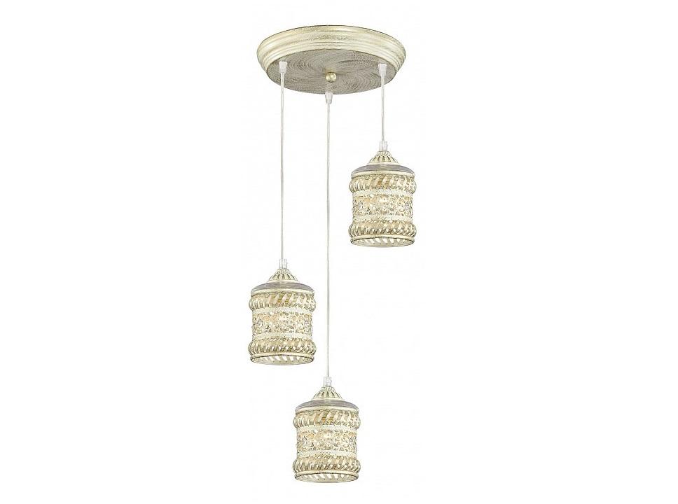 Подвесной светильник ArabiaПодвесные светильники<br>Вид цоколя: E14Мощность: 40WКоличество ламп:3<br><br>kit: None<br>gender: None