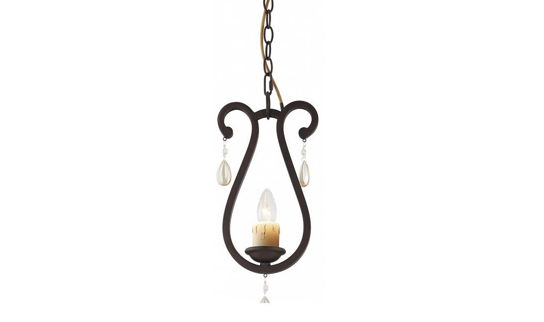 Подвесной светильник KerzenПодвесные светильники<br>&amp;lt;div&amp;gt;Вид цоколя: E14&amp;lt;/div&amp;gt;&amp;lt;div&amp;gt;Мощность: 60W&amp;lt;/div&amp;gt;&amp;lt;div&amp;gt;Количество ламп: 1&amp;lt;/div&amp;gt;<br><br>Material: Металл<br>Height см: 30.5<br>Diameter см: 17.8
