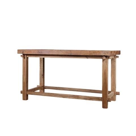 Стол барный QUATROБарные столы<br>ROOMERS – это особенная коллекция, воплощение всего самого лучшего, модного и новаторского в мире дизайнерской мебели, предметов декора и стильных аксессуаров. Интерьерные решения от ROOMERS – всегда актуальны, более того, они - на острие моды. Коллекции ROOMERS тщательно отбираются и обновляются дважды в год специально для вас.<br><br>Material: Тик<br>Width см: 200<br>Depth см: 100<br>Height см: 110