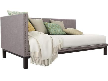 Platform bed Grey ML
