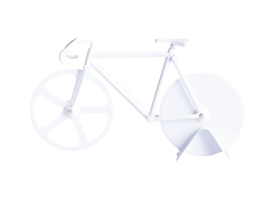 Нож для пиццы Fixie pureНожи<br>Велосипеды становятся всё популярнее и их всё чаще можно встретить вокруг. В том числе и в вашей пицце! Забавный нож с двойными лезвиями на месте колес поможет отрезать ровные куски, которые легко отделятся друг от друга. Так что теперь можете намекать друзьям &amp;quot;Пойдем кататься на велосипеде&amp;quot;, имея ввиду, конечно же, вечер с поеданием вкусной пиццы. Ммм!&amp;lt;div&amp;gt;&amp;lt;br&amp;gt;&amp;lt;/div&amp;gt;&amp;lt;div&amp;gt;&amp;lt;div&amp;gt;Материал: нержавеющая сталь&amp;lt;br&amp;gt;&amp;lt;/div&amp;gt;&amp;lt;/div&amp;gt;<br><br>Material: Сталь<br>Width см: 22,5<br>Depth см: 4<br>Height см: 12