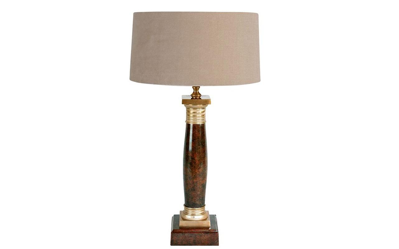 Настольная лампаДекоративные лампы<br>&amp;lt;div&amp;gt;Вид цоколя: E27&amp;lt;/div&amp;gt;&amp;lt;div&amp;gt;Мощность: 40W&amp;lt;/div&amp;gt;&amp;lt;div&amp;gt;Количество ламп: 1&amp;lt;/div&amp;gt;&amp;lt;div&amp;gt;&amp;lt;br&amp;gt;&amp;lt;/div&amp;gt;<br><br>Material: Металл<br>Height см: 74<br>Diameter см: 40