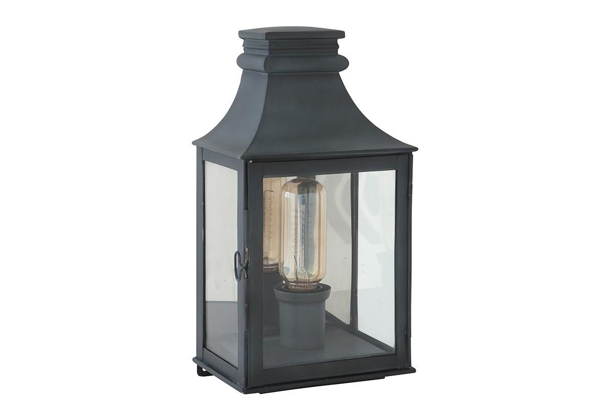 Бра Primo SmallУличные настенные светильники<br>Настенный светильник Primo Small выполнен в виде фонаря со стеклянной створкой. Цвет металла: цинк.&amp;lt;div&amp;gt;&amp;lt;br&amp;gt;&amp;lt;/div&amp;gt;&amp;lt;div&amp;gt;&amp;lt;div&amp;gt;Цоколь: E27&amp;lt;/div&amp;gt;&amp;lt;div&amp;gt;Мощность: 40W&amp;lt;/div&amp;gt;&amp;lt;div&amp;gt;Количество ламп: 1&amp;lt;/div&amp;gt;&amp;lt;/div&amp;gt;<br><br>Material: Металл<br>Width см: 17<br>Depth см: 13<br>Height см: 33