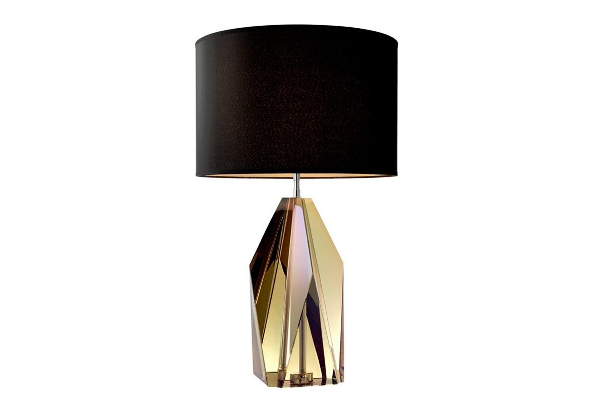 Настольная лампа SetaДекоративные лампы<br>Настольная лампа Table Lamp Setai на основании из стекла золотого цвета. Текстильный абажур черного цвета скрывает лампу.&amp;lt;div&amp;gt;&amp;lt;br&amp;gt;&amp;lt;/div&amp;gt;&amp;lt;div&amp;gt;Вид цоколя: Е27&amp;lt;/div&amp;gt;&amp;lt;div&amp;gt;Мощность: 60W&amp;lt;/div&amp;gt;&amp;lt;div&amp;gt;Количество ламп: 1&amp;lt;/div&amp;gt;&amp;lt;div&amp;gt;&amp;lt;br&amp;gt;&amp;lt;/div&amp;gt;<br><br>Material: Металл<br>Ширина см: 43.0<br>Высота см: 71<br>Глубина см: 43.0