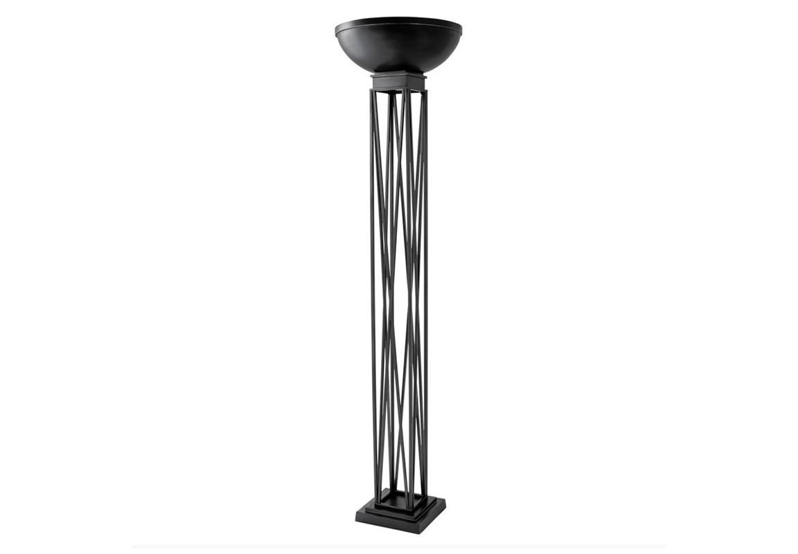 Торшер LiberteТоршеры<br>Торшер Floor Lamp Liberte выполнен из металла цвета темная бронза.&amp;lt;div&amp;gt;&amp;lt;br&amp;gt;&amp;lt;/div&amp;gt;&amp;lt;div&amp;gt;&amp;lt;div&amp;gt;Цоколь: E27&amp;lt;/div&amp;gt;&amp;lt;div&amp;gt;Мощность: 40W&amp;lt;/div&amp;gt;&amp;lt;div&amp;gt;Количество ламп: 2&amp;lt;/div&amp;gt;&amp;lt;/div&amp;gt;<br><br>Material: Металл<br>Ширина см: 46<br>Высота см: 189.0<br>Глубина см: 46