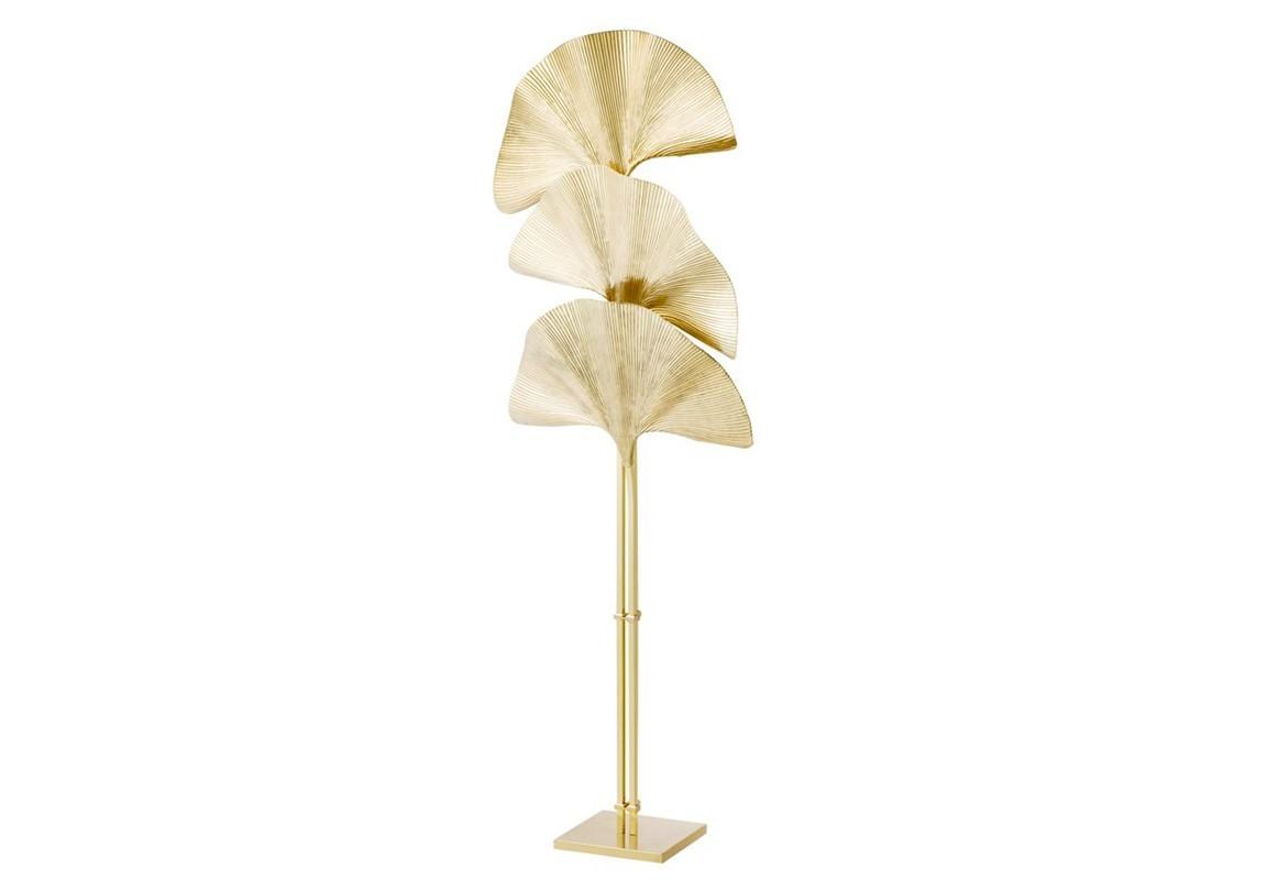 Торшер Las PalmasТоршеры<br>Торшер Floor Lamp Las Palmas с оригинальным дизайном в виде пальмовых листов из металла цвета полированная латунь.&amp;lt;div&amp;gt;&amp;lt;br&amp;gt;&amp;lt;/div&amp;gt;&amp;lt;div&amp;gt;&amp;lt;div&amp;gt;Цоколь: E27&amp;lt;/div&amp;gt;&amp;lt;div&amp;gt;Мощность: 40W&amp;lt;/div&amp;gt;&amp;lt;div&amp;gt;Количество ламп: 3&amp;lt;/div&amp;gt;&amp;lt;/div&amp;gt;<br><br>Material: Металл<br>Height см: 197<br>Diameter см: 80