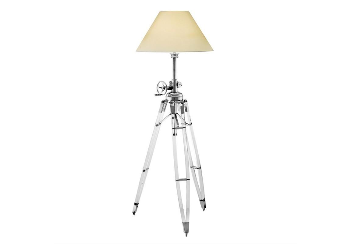 Торшер Royal MarineТоршеры<br>Торшер Floor Lamp Royal Marine на основании из никелированного металла. Текстильный абажур бежевого цвета скрывает лампу.&amp;lt;div&amp;gt;&amp;lt;br&amp;gt;&amp;lt;/div&amp;gt;&amp;lt;div&amp;gt;&amp;lt;div&amp;gt;Цоколь: E27&amp;lt;/div&amp;gt;&amp;lt;div&amp;gt;Мощность: 60W&amp;lt;/div&amp;gt;&amp;lt;div&amp;gt;Количество ламп: 1&amp;lt;/div&amp;gt;&amp;lt;/div&amp;gt;<br><br>Material: Металл<br>Высота см: 226