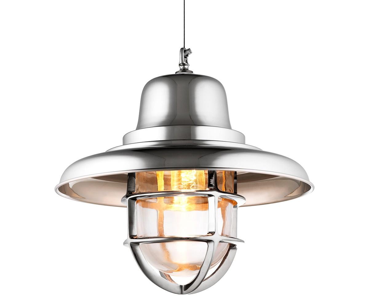 Подвесной светильникПодвесные светильники<br>Подвесной светильник-лантерна из коллекции Lantern Redcliffe L на арматуре из никелированного металла. Плафон выполнен из прозрачного стекла. Высота светильника регулируется за счет звеньев цепи.&amp;lt;div&amp;gt;&amp;lt;br&amp;gt;&amp;lt;/div&amp;gt;&amp;lt;div&amp;gt;&amp;lt;div&amp;gt;Цоколь: E27&amp;lt;/div&amp;gt;&amp;lt;div&amp;gt;Мощность: 40W&amp;lt;/div&amp;gt;&amp;lt;div&amp;gt;Количество ламп: 1&amp;lt;/div&amp;gt;&amp;lt;/div&amp;gt;<br><br>Material: Металл
