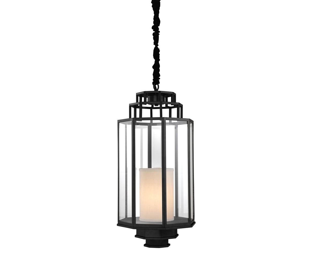 Подвесной светильникПодвесные светильники<br>Подвесной светильник-лантерна из коллекции Lantern Monticello M на арматуре из металла черно-коричневого цвета. Плафон выполнен из прозрачного стекла. Внутри плафона располагается тканевый абажур кремового цвета. Высота светильника регулируется за счет звеньев цепи.&amp;lt;div&amp;gt;&amp;lt;br&amp;gt;&amp;lt;/div&amp;gt;&amp;lt;div&amp;gt;&amp;lt;div&amp;gt;Цоколь: E27&amp;lt;/div&amp;gt;&amp;lt;div&amp;gt;Мощность: 60W&amp;lt;/div&amp;gt;&amp;lt;div&amp;gt;Количество ламп: 1&amp;lt;/div&amp;gt;&amp;lt;/div&amp;gt;<br><br>Material: Металл<br>Height см: 69<br>Diameter см: 32.5