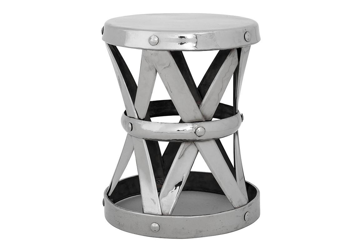 Табурет VeracruzТабуреты<br>Стул Veracruz Large из металла с оригинальным дизайном.&amp;amp;nbsp;&amp;lt;div&amp;gt;&amp;lt;br&amp;gt;&amp;lt;/div&amp;gt;&amp;lt;div&amp;gt;Цвет металла: никель.&amp;lt;/div&amp;gt;<br><br>Material: Металл<br>Height см: 53<br>Diameter см: 44