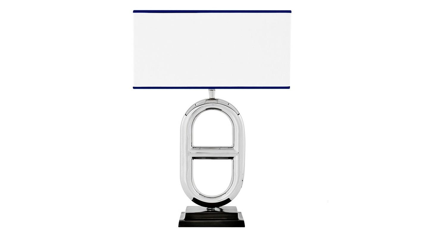 Настольная лампа AcapulcoДекоративные лампы<br>Настольная лампа Table Lamp Acapulco на основании из полированной нержавеющей стали и подставке черного цвета.&amp;amp;nbsp;&amp;lt;div&amp;gt;Текстильный абажур белого цвета скрывает лампу.&amp;lt;/div&amp;gt;&amp;lt;div&amp;gt;&amp;amp;nbsp;Цвет отделки металла - никель.&amp;lt;/div&amp;gt;&amp;lt;div&amp;gt;&amp;lt;br&amp;gt;&amp;lt;/div&amp;gt;&amp;lt;div&amp;gt;Вид цоколя: Е27&amp;lt;/div&amp;gt;&amp;lt;div&amp;gt;Мощность: 40W&amp;lt;/div&amp;gt;&amp;lt;div&amp;gt;Количество ламп: 1&amp;lt;/div&amp;gt;&amp;lt;div&amp;gt;&amp;lt;br&amp;gt;&amp;lt;/div&amp;gt;<br><br>Material: Текстиль<br>Высота см: 40