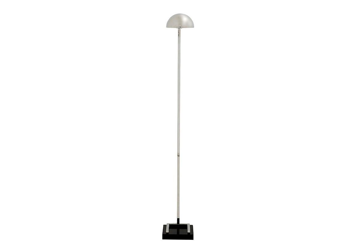 Торшер BotegaТоршеры<br>Торшер Floor Lamp Botega на основании из никелированного металла. База выполнена из гранита черного цвета.&amp;lt;div&amp;gt;&amp;lt;br&amp;gt;&amp;lt;/div&amp;gt;&amp;lt;div&amp;gt;&amp;lt;div&amp;gt;Цоколь: E27&amp;lt;/div&amp;gt;&amp;lt;div&amp;gt;Мощность: 40W&amp;lt;/div&amp;gt;&amp;lt;div&amp;gt;Количество ламп: 1&amp;lt;/div&amp;gt;&amp;lt;/div&amp;gt;<br><br>Material: Металл<br>Width см: 19<br>Depth см: 19<br>Height см: 131<br>Diameter см: None