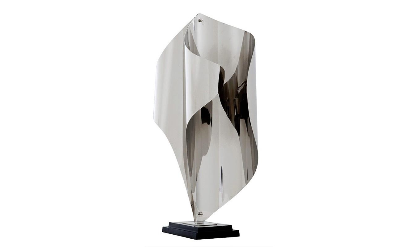 Настольная лампа MudoДекоративные лампы<br>Настольная лампа Table Lamp Spring с оригинальным дизайном.&amp;amp;nbsp;&amp;lt;div&amp;gt;Выполнена из никелированного металла.&amp;lt;/div&amp;gt;&amp;lt;div&amp;gt;&amp;amp;nbsp;Основание из металла черно-коричневого цвета.&amp;lt;/div&amp;gt;&amp;lt;div&amp;gt;&amp;lt;br&amp;gt;&amp;lt;/div&amp;gt;&amp;lt;div&amp;gt;Вид цоколя: Е27&amp;lt;/div&amp;gt;&amp;lt;div&amp;gt;Мощность: 40W&amp;lt;/div&amp;gt;&amp;lt;div&amp;gt;Количество ламп: 2&amp;lt;/div&amp;gt;&amp;lt;div&amp;gt;&amp;lt;br&amp;gt;&amp;lt;/div&amp;gt;<br><br>Material: Металл<br>Width см: 74<br>Depth см: 23<br>Height см: 76