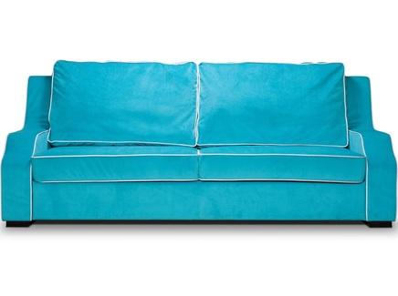 Диван шервуд (modern classic) голубой 223.0x97.0x97.0 см.