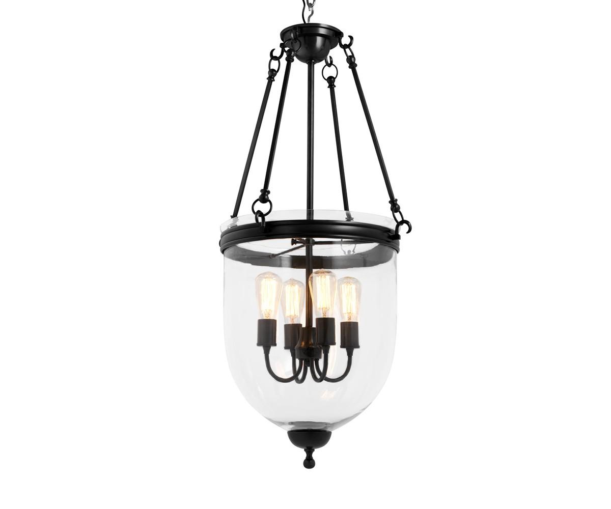 Подвесной светильникПодвесные светильники<br>Подвесной светильник-лантерна из коллекции Lantern Cameron M на арматуре из металла черно-коричневого цвета. Плафон выполнен из прозрачного стекла. Внутри плафона располагаются 4 лампы в виде свечей. Высота светильника регулируется за счет звеньев цепи.&amp;amp;nbsp;&amp;lt;div&amp;gt;&amp;lt;br&amp;gt;&amp;lt;/div&amp;gt;&amp;lt;div&amp;gt;&amp;lt;div&amp;gt;Цоколь: E27&amp;lt;/div&amp;gt;&amp;lt;div&amp;gt;Мощность: 40W&amp;lt;/div&amp;gt;&amp;lt;div&amp;gt;Количество ламп: 4&amp;lt;/div&amp;gt;&amp;lt;/div&amp;gt;<br><br>Material: Стекло<br>Height см: 100<br>Diameter см: 50